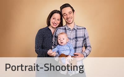 Portrait-Shooting im Studio